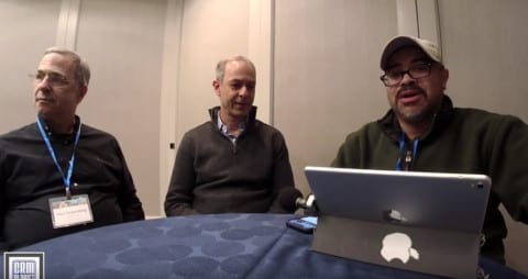 CRM Playaz Episode:  Salesforce.org's Nasi Jazayeri, February 20, 2019