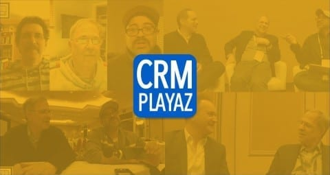 CRM Playaz Episode: Rob Tarkoff EVP/GM Oracle CX at Oracle MCX March 19, 2019