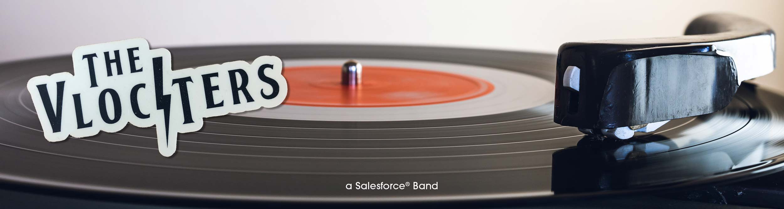 The Vlociters, a Salesforce Band